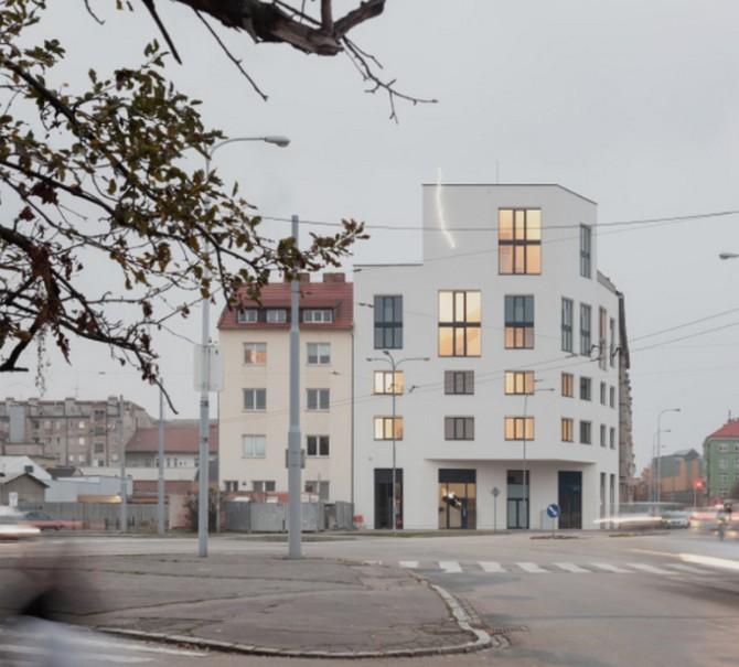 Dům dle návrhu renomovaného ateliéru