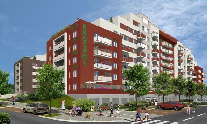 Nové moderní byty v krásné lokalitě