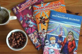 Animovaní superhrdinové přinášejí dětem srozumitelnou a hravou formou informace