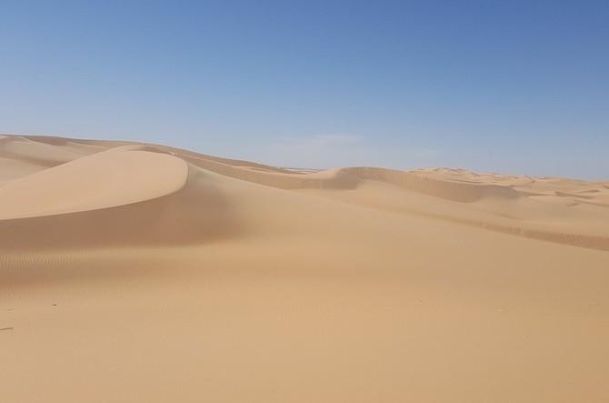 Jemný africký písek zasáhne hlavně Moravu