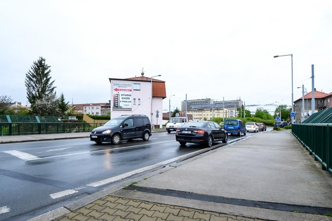 Most v Lobezské ulici (fotografie: M. Pecuch)