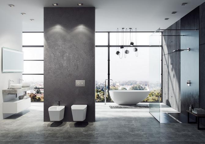 Zákazníci design koupelny staví roveň funkčnosti