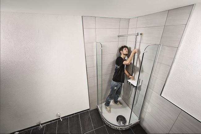 Sprchový kout, box či zástěna?