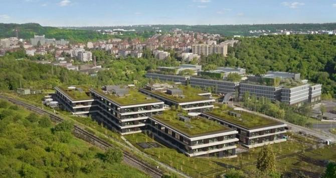 Může architektura pomoci při záchraně planety?
