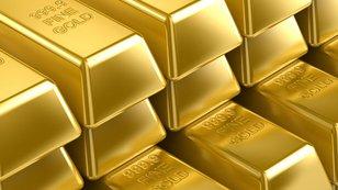 Graf ceny zlata vám vyrazí dech, jen se musíte podívat na vývoj v eurech
