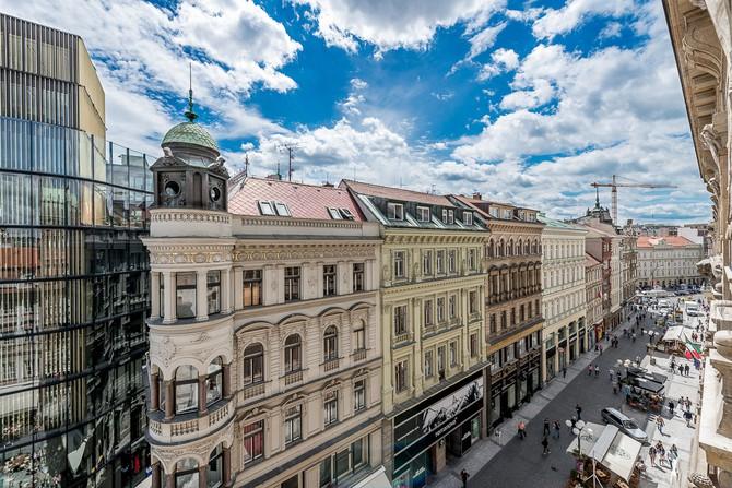 Historické budovy jako luxusní kanceláře
