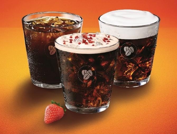 Základem kávových drinků je kvalitní káva a led