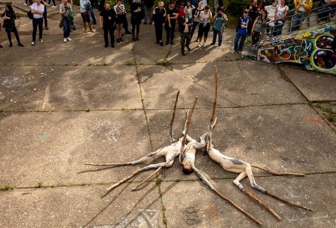 Landscape festival zpestřil žižkovské léto
