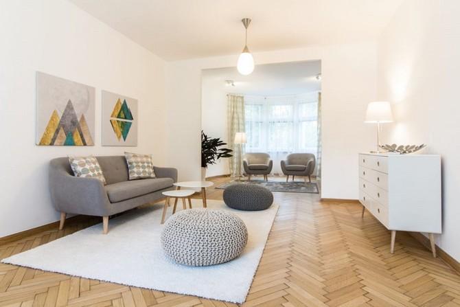 Home staging se snaží vypíchnout pozitivní prvky