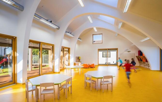 Úsporná mateřská školka v obci Sedlejov