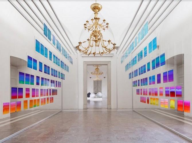 Výstavu Invisible Presence pořádá karlínská Hauch Gallery od 13. září do 31. října 2018.