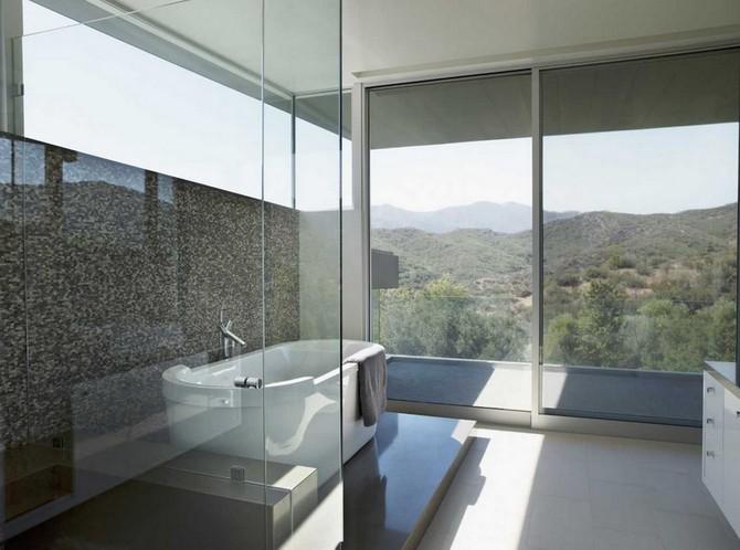 Nezapomeňte se zaměřit na sklo pro sprchový kout