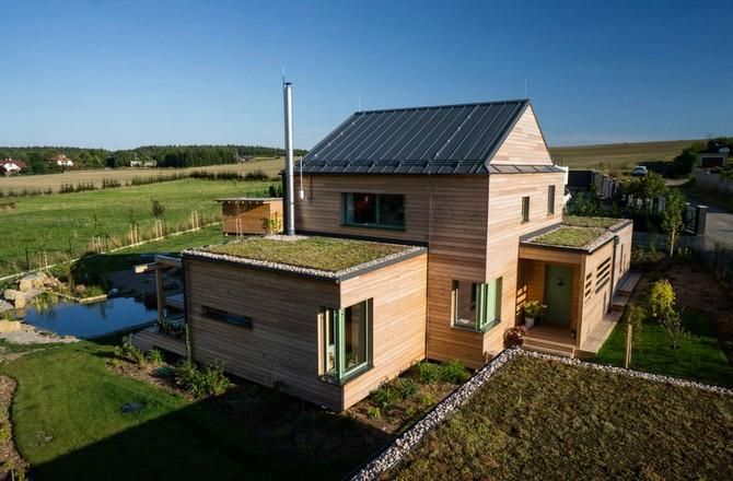 Dřevostavba v nízkoenergetickém standardu