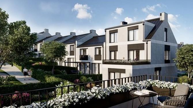 Předpokládané dokončení prvních domů 2021