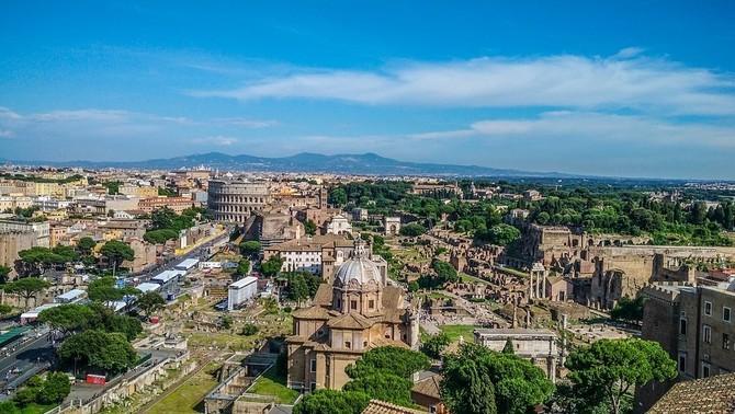 Do Říma každoročně zavítají miliony turistů