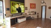 Obývací pokoje a moderní technologie