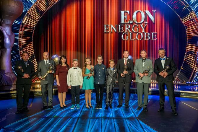 Vítězové E.ON Energy Globe