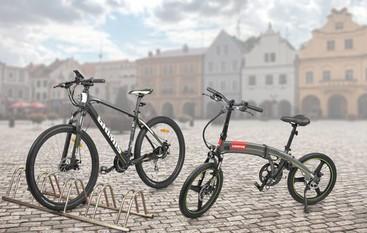 Horský výlet na kole, který zvládne každý