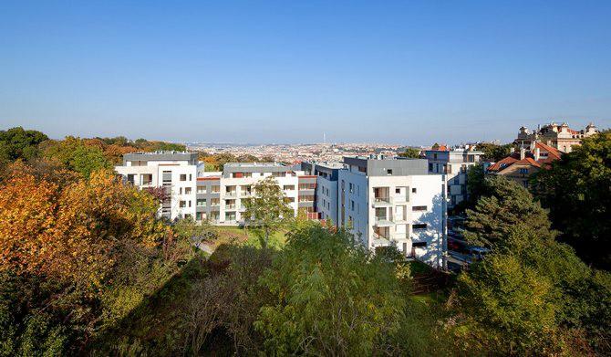 Nové byty za 20 milionů korun a více se prodávají stále častěji