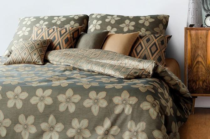 Bytový textil z kvalitního damašku