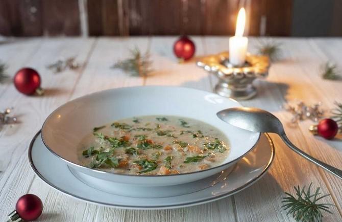 Krupice polévku zahustí a napodobí kapří jikry