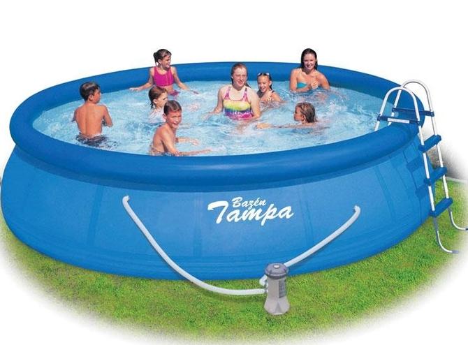 Nejoblíbenější bazény Tampa