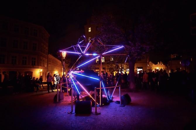 Festival světla SIGNAL 11. - 14. října v Praze