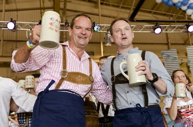 Oktoberfest je známý jako největší pivní festival světa