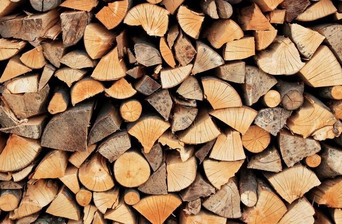 K topení se doporučují tvrdé druhy dřeva