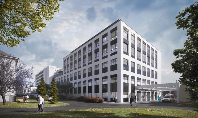 Rada kraje podpořila modernizaci rychnovské nemocnice