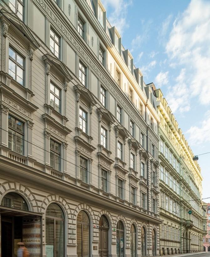 V rekonstruovaném domě se nachází celkem 35 bytů