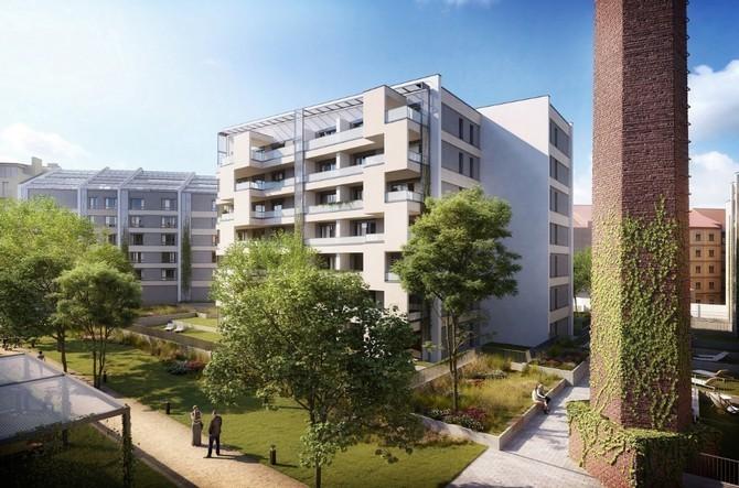 Vznikne bytový projekt CHYTRÉ BYDLENÍ@Nusle