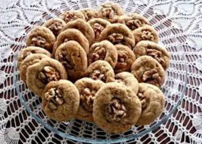 Jaké ořechy do vánočního cukroví?