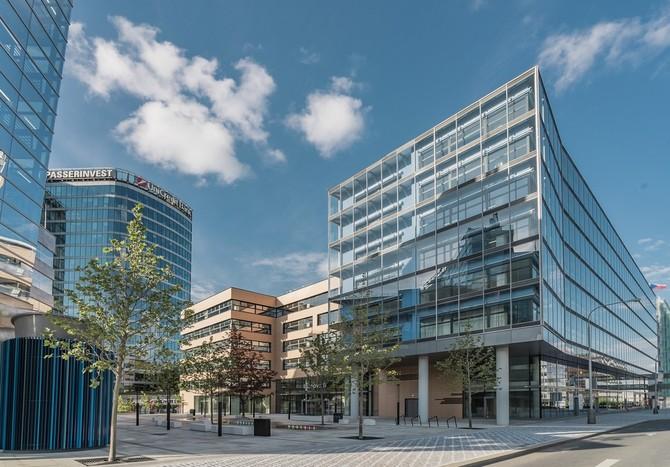 Nejlepší rekonstruovaná budova střední a jihovýchodní Evropy