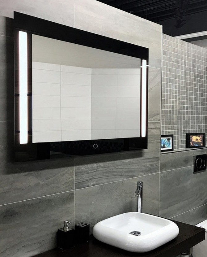 Velikost zrcadla hraje v koupelně zásadní roli