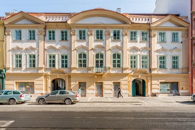 Rekonstrukce Harrachovského paláce