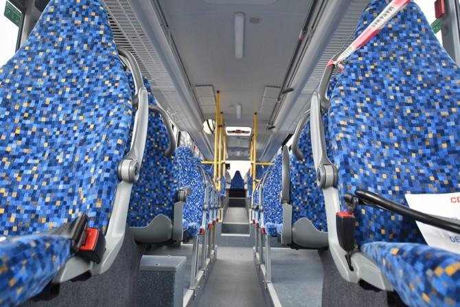 Dopravu v kraji zajišťuje přes 200 nových vozidel