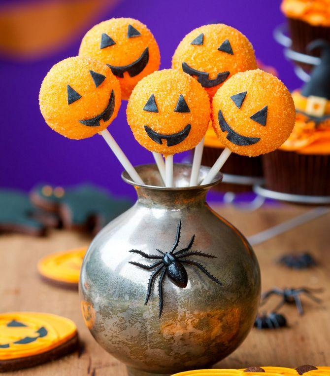 Na Halloween máte důvod si s dětmi něco dobrého upéct