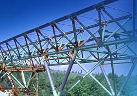 Ocelové konstrukce průmyslových hal