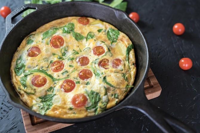 Recept na skvělou omeletu