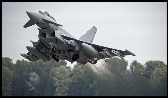 Royal Air Force Eurofighter Typhoon (BAE Systems)