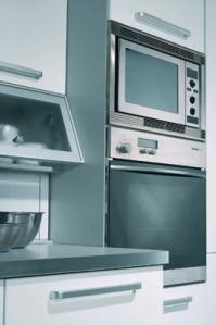Vestavěné spotřebiče nezabírají zbytečně jiné místo v kuchyni