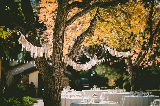 Organizace svatby a šetrné zacházení s přírodou