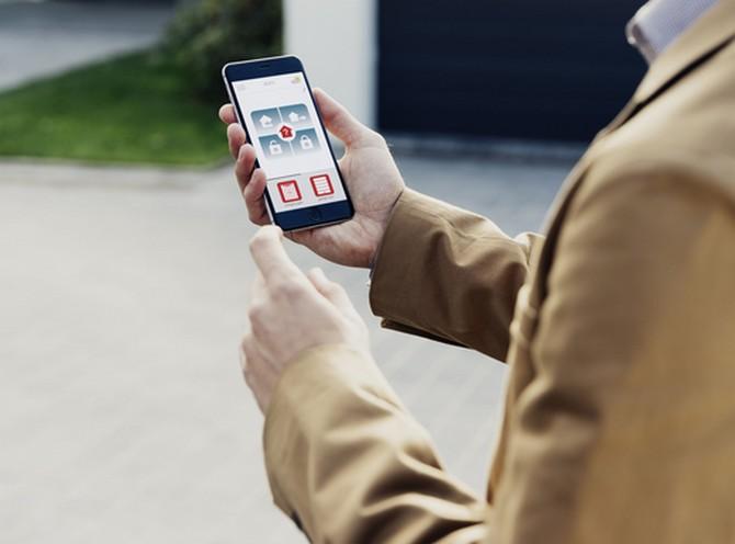Do budoucna ovládání domácnosti obstarají mobily