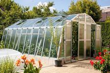 Skleníky pro Vaši zahradu