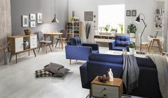 Jak se poprat s okoukaným a zahlceným interiérem? Dodejte mu víc vzdušnosti