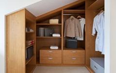 Úložné prostory v bytě od nejmenších dispozic až po velké