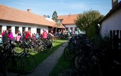 Na kole vinohrady Uherskohradišťska: na kola si nasedneme, vinohrady projedeme