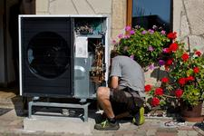 Montáž tepelných čerpadel v Plzni